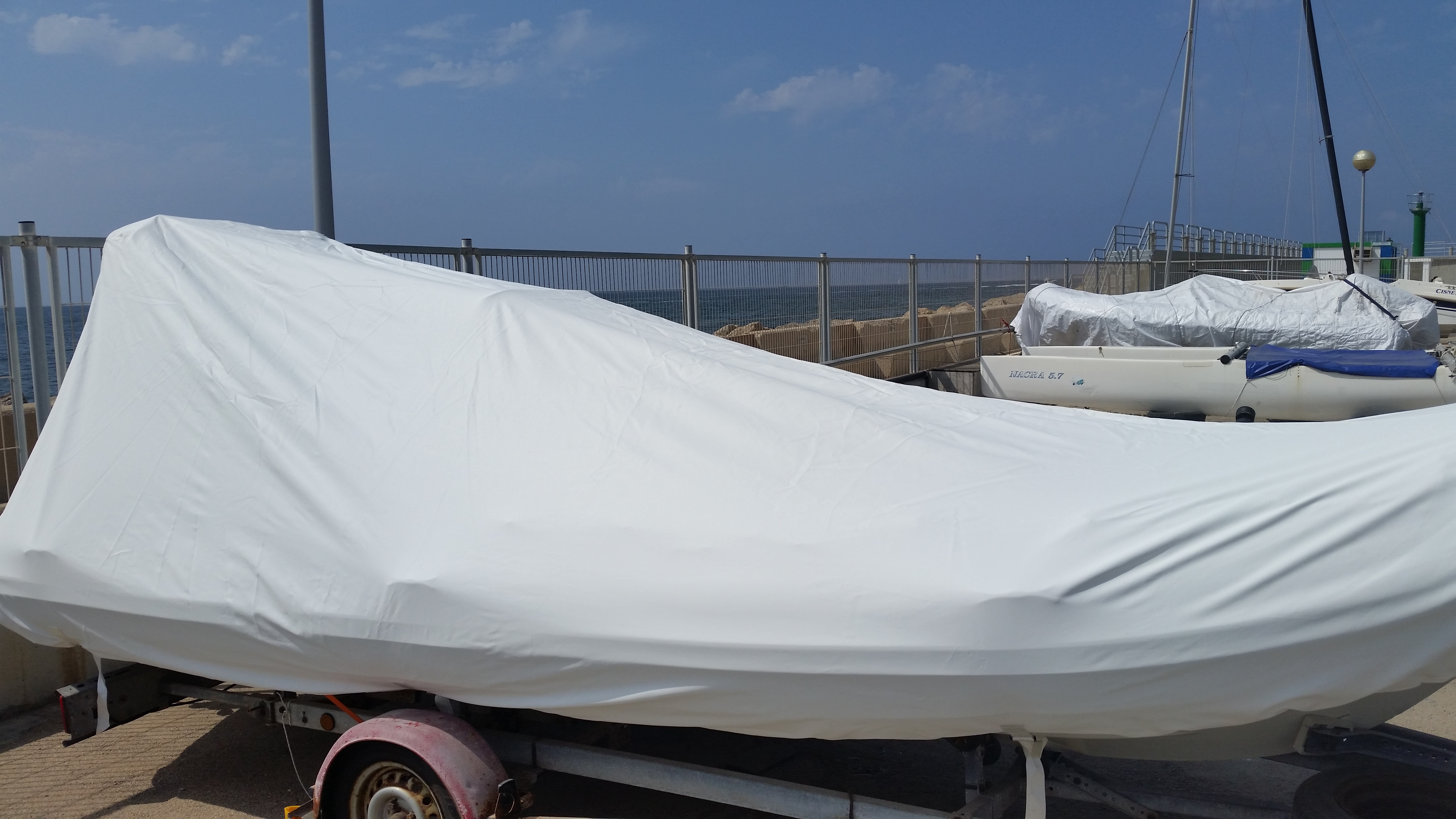 Protección embarcaciones