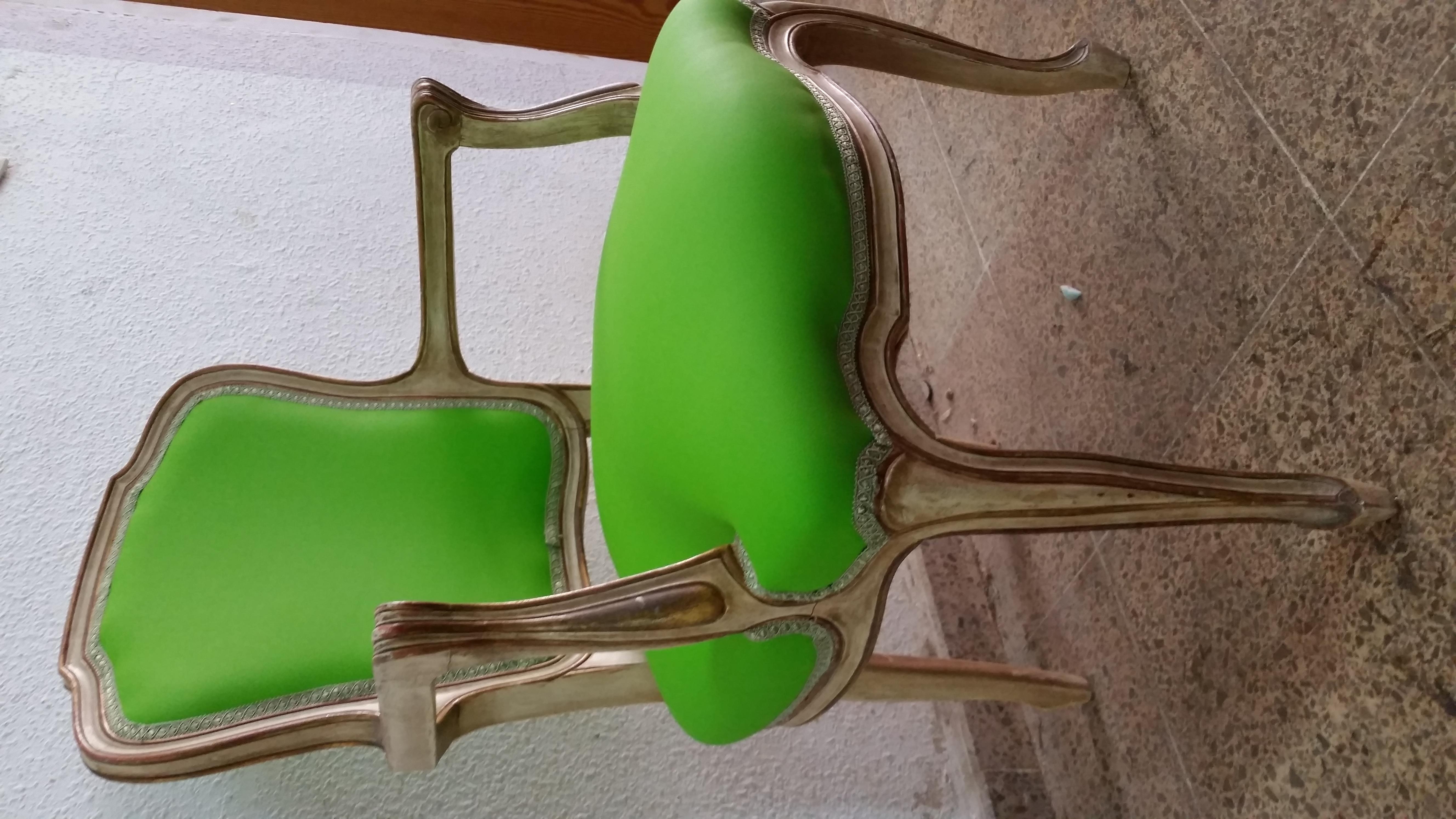 Vida a tus sillas