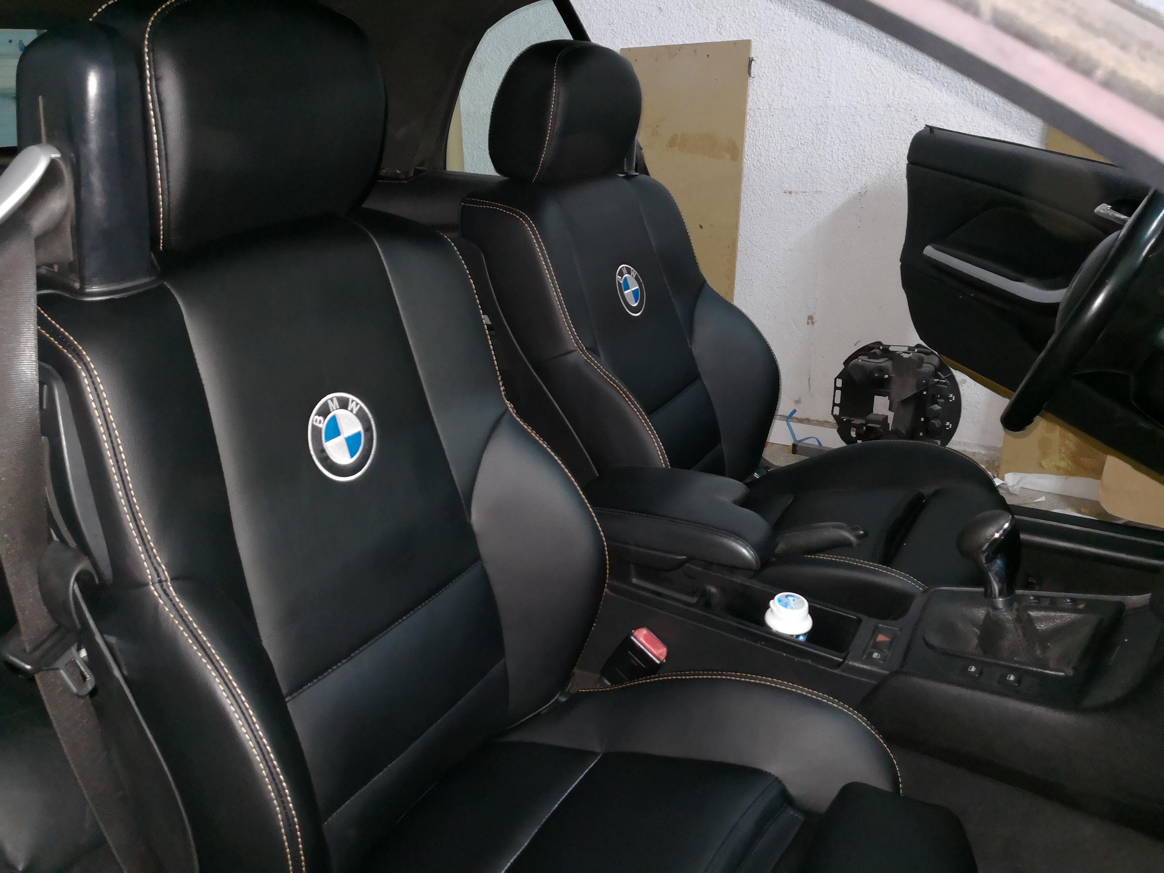 Tapizado BMW